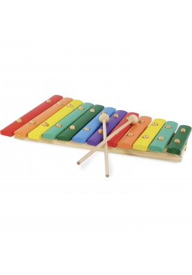 Xylophone en bois 12 notes