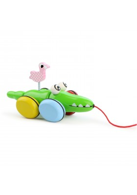 Crococo pull along toy