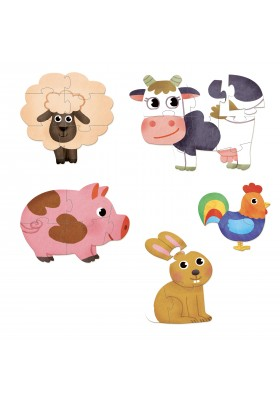 Farm first age puzzles