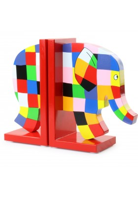 Elmer book ends