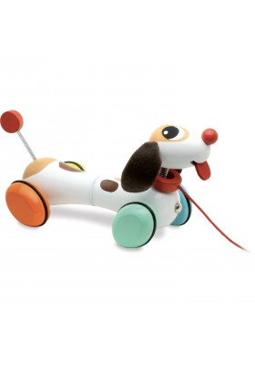 Doggy the dog pull toy