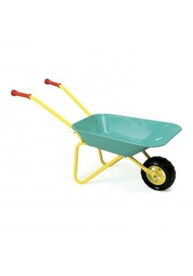Little gardener's wheelbarrow