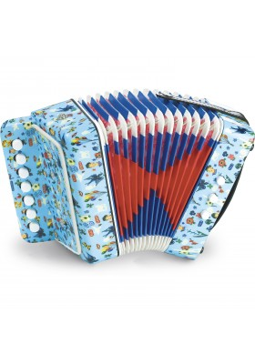 Paris accordion