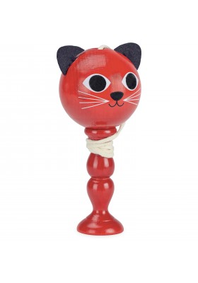 Cat cup and ball