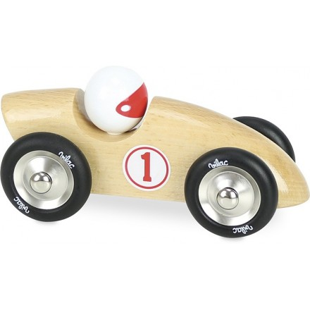 Natural large competition car
