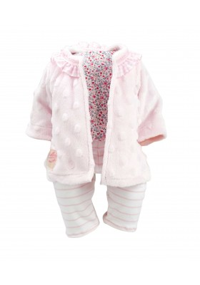 """Clothes """"Lila"""" for 36 cm doll"""
