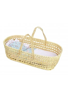 "20"" doll moses basket"