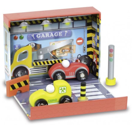 Coffret de garage*