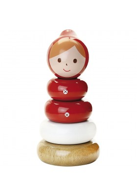 """Chaperon rouge"""" stacking toy"""""