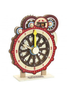 Machinalirleur - Horloge d'apprentissage