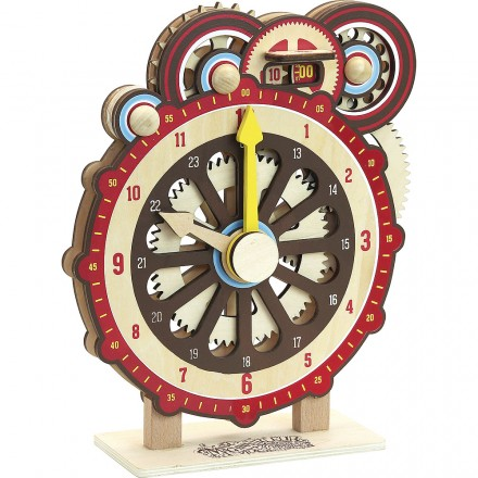Clock for learning