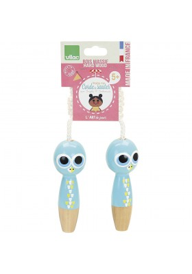 Owl skipping rope