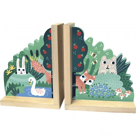 Animals bookend