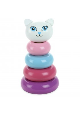Kitty stacking toy