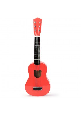 Guitare crazy orange