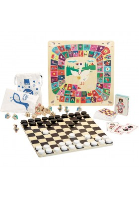 Grand coffret multi-jeux Ingela P.Arrhenius