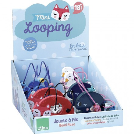 Display de 8 mini looping M.Carlslund