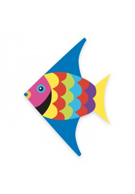 Fish giant kite
