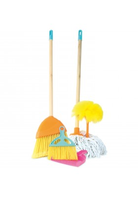 Large cleaning set