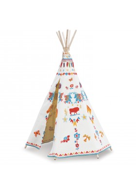 Indian teepee by Nathalie Lété